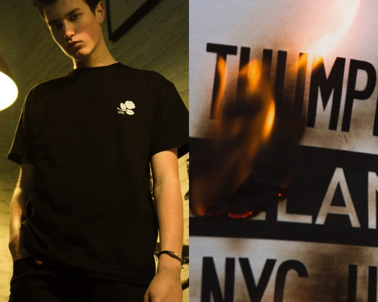 Delanci x Thumpers Collaboration Collection Campaign