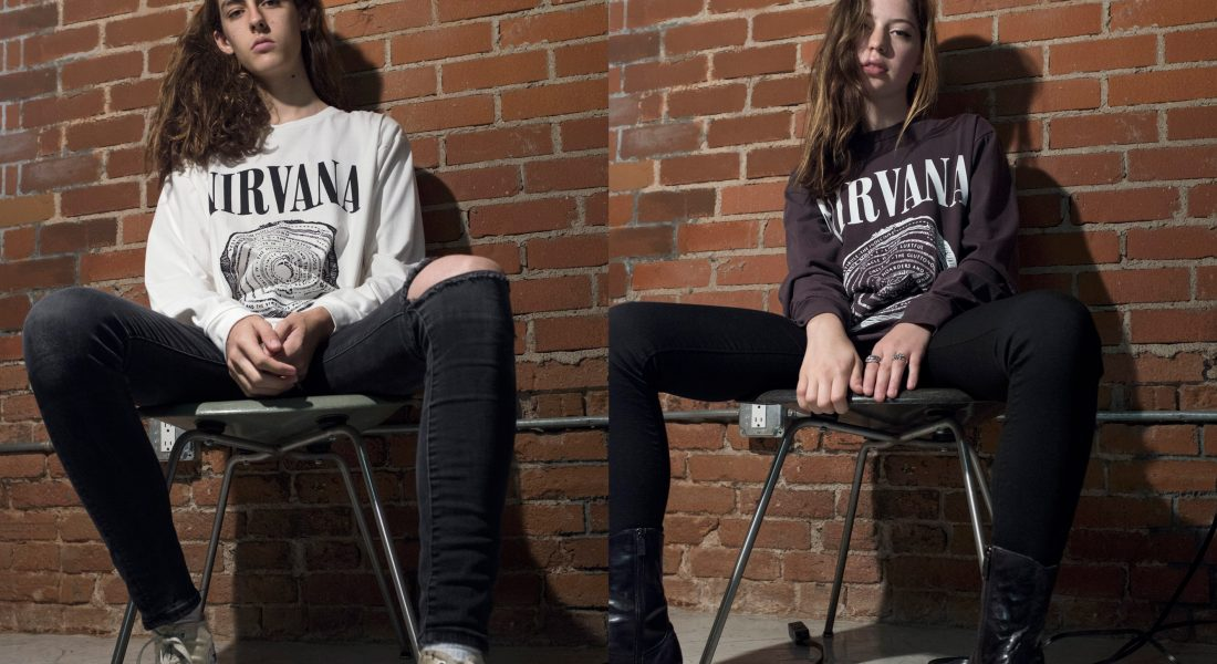 HALFMAN USA x Nirvana Collaboration Collection