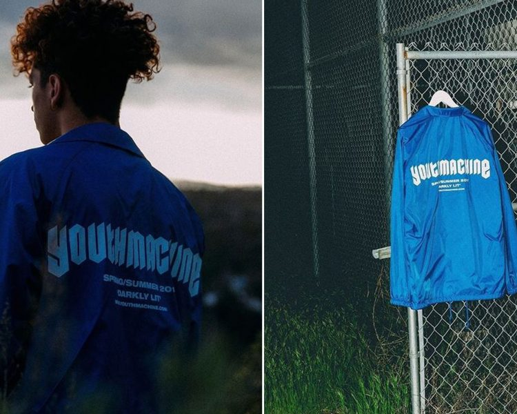 YOUTH MACHINE SS17 Collection