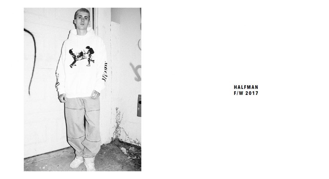 HALFMAN USA Collection AW17 Lookbook