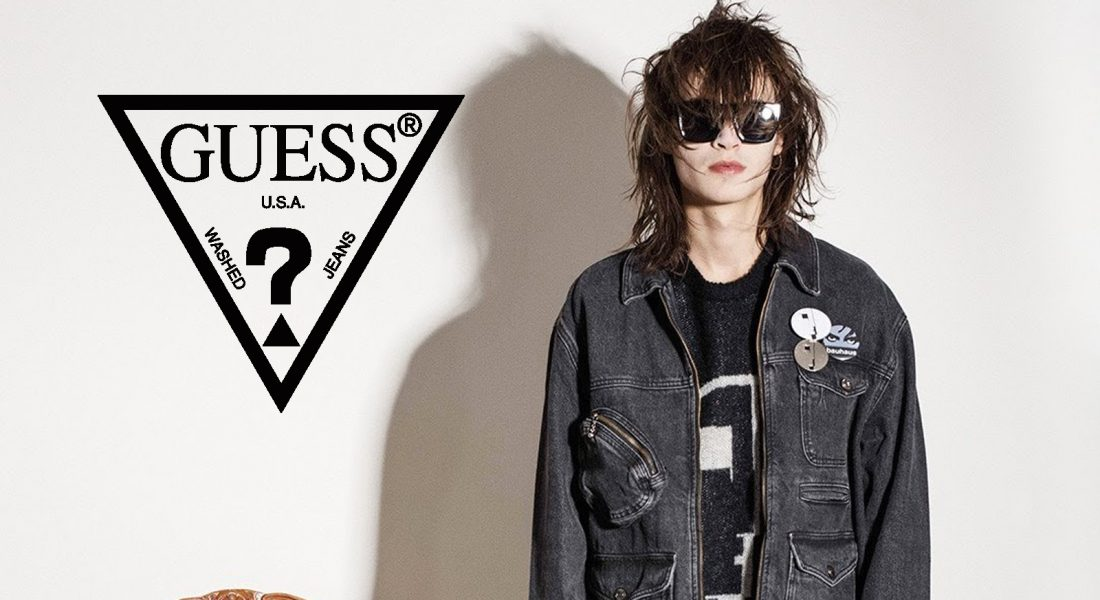 MIDNIGHT STUDIOS x GUESS Collaboration Collection